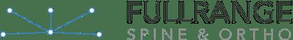 logo FullRange Spine & Ortho ,